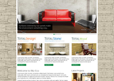 Web Design – Home Improvement